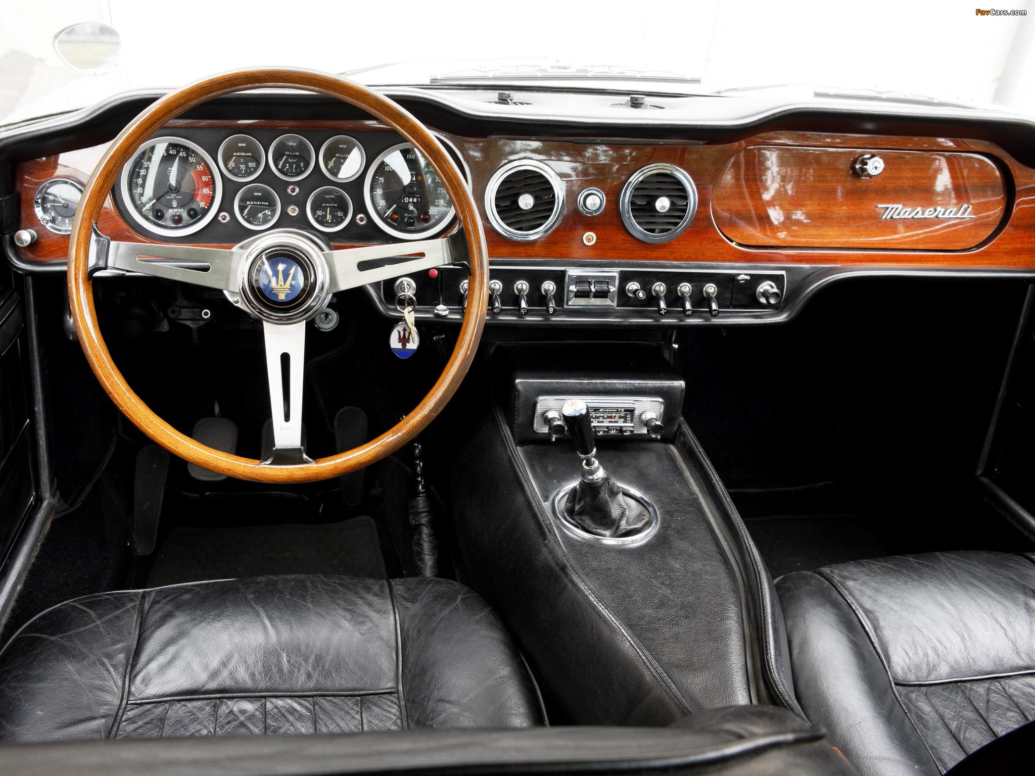 Maserati Mexico (AM112) 1966–69 images (2048 x 1536)
