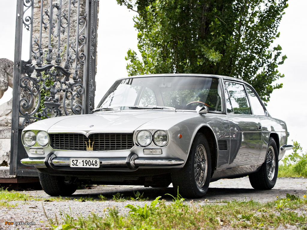 Pictures of Maserati Mexico (AM112) 1966–69 (1024 x 768)
