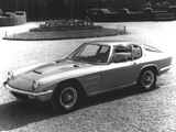 Images of Maserati Mistral 1963–70