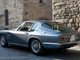 Images of Maserati Mistral 3700 Coupe (AM109) 1964–67