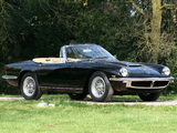 Maserati Mistral Spyder 1963–70 wallpapers