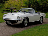 Photos of Maserati Mistral Spyder 1963–70