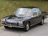 Images of Maserati Quattroporte Series II (I) 1966–69