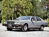 Images of Maserati Quattroporte (III) 1979–86