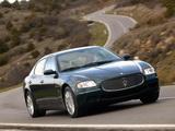 Images of Maserati Quattroporte (V) 2004–08