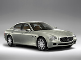 Images of Maserati Quattroporte Automatic (V) 2005–08
