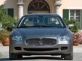 Images of Maserati Quattroporte Executive GT (V) 2006