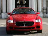 Images of Maserati Quattroporte Sport GT (V) 2006–08