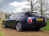 Images of Maserati Quattroporte Bellagio Fastback 2008–09