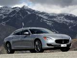 Images of Maserati Quattroporte S Q4 2013
