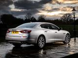 Images of Maserati Quattroporte S UK-spec 2013