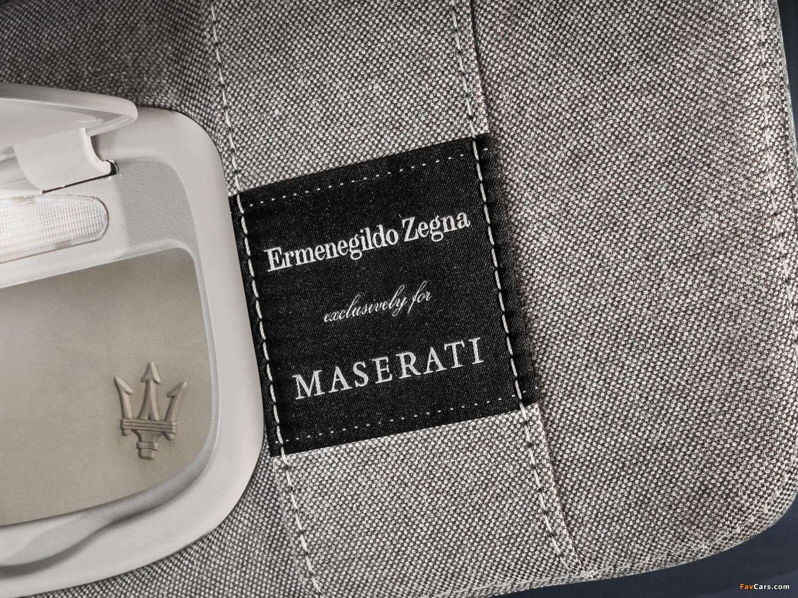 Images of Maserati Quattroporte Ermenegildo Zegna 2014 (1600 x 1200)