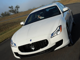 Images of Maserati Quattroporte S AU-spec 2014