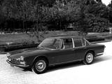 Maserati Quattroporte Series I (I) 1963–66 images
