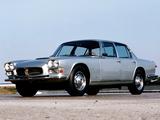 Maserati Quattroporte Series II (I) 1966–69 images