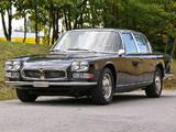Maserati Quattroporte Series II (I) 1966–69 pictures
