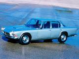 Maserati Quattroporte Series II (I) 1966–69 wallpapers