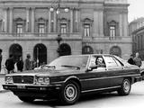 Maserati Quattroporte (III) 1979–86 wallpapers