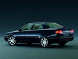 Maserati Quattroporte Evoluzione (IV) 1998–2001 wallpapers
