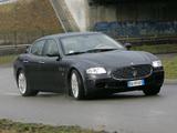 Maserati Quattroporte (V) 2004–08 photos