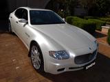 Maserati Quattroporte Automatic AU-spec (V) 2005–08 images