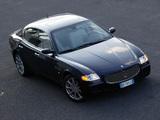 Maserati Quattroporte Automatic (V) 2005–08 images
