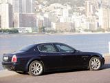Maserati Quattroporte Automatic (V) 2005–08 photos