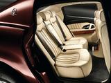 Maserati Quattroporte Executive GT (V) 2006 photos