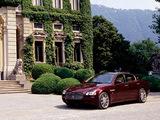 Maserati Quattroporte Executive GT (V) 2006 pictures