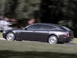 Maserati Quattroporte Bellagio Fastback 2008–09 images