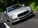 Maserati Quattroporte S 2008–12 photos