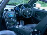 Maserati Quattroporte Sport GT S AU-spec 2008 photos