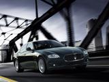 Maserati Quattroporte (V) 2008 pictures