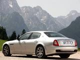 Maserati Quattroporte S 2008–12 pictures