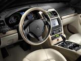 Maserati Quattroporte Executive GT 2009–12 photos