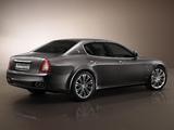 Maserati Quattroporte Executive GT 2009–12 pictures