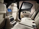 Maserati Quattroporte Executive GT 2009–12 wallpapers