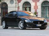 Novitec Tridente Maserati Quattroporte S 2010 photos