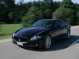 Novitec Tridente Maserati Quattroporte S 2010 wallpapers