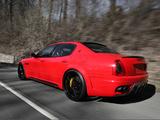CDC Performance Maserati Quattroporte 2012 images