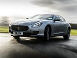 Maserati Quattroporte S UK-spec 2013 images