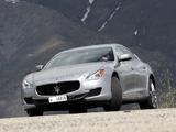 Maserati Quattroporte S Q4 2013 images