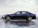 Maserati Quattroporte 2013 images