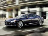 Maserati Quattroporte 2013 photos