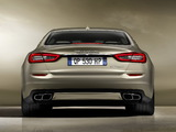 Maserati Quattroporte GTS 2013 pictures