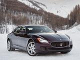Maserati Quattroporte S Q4 2013 pictures
