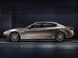Maserati Quattroporte Ermenegildo Zegna 2014 pictures