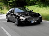 Novitec Tridente Maserati Quattroporte photos