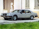 Photos of Maserati Quattroporte (III) 1979–86