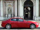 Photos of Maserati Quattroporte Sport GT (V) 2006–08